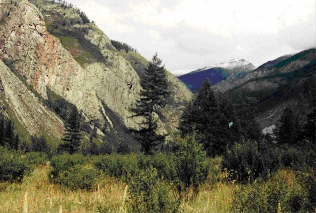 Отчет о походе 4 кс в район горного Алтая по рекам Чуя, Катунь, август 2006 год