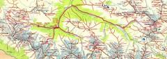 Отчет о горном походе 4 к.с., Западный Кавказ, Домбай