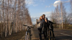 Отчет о вело походе 1 к.с. по Костромской и Ивановской областям
