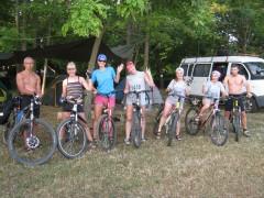 Отчет о вело походе 1 к.с., п-в Крым