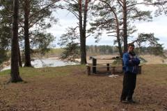 Отчет о водном походе 1 к.с., р.Медоза – Мера