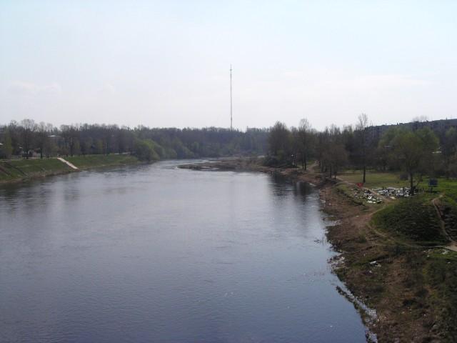 Фото-отчет, Новгородская область, р. Мста