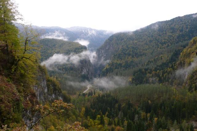 Отчет об автомобильном путешествии 1 к.с., с элементами водного туризма 3 к.с. по Краснодарскому краю и республике Абхазия