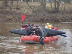 Итоговые протоколы Открытых областных соревнований по водному туризму Белая вода 2013
