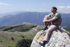 Вершина Тай-Коба. На максимальной высоте Караби.