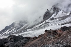движение по леднику