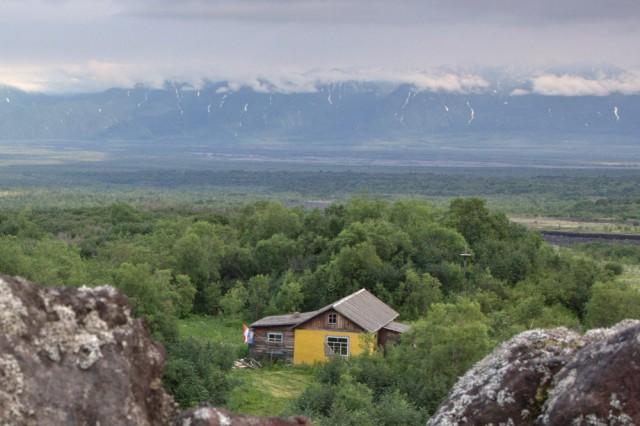 Отчет о пешеходном походе по Камчатскому краю в районе Ключевской группы вулканов