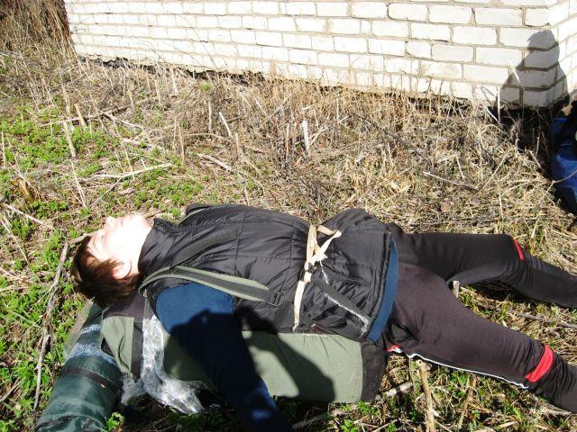 Отчет о пешеходном походе 1 к.с. по Буйскому и Галичскому районам, Костромской области