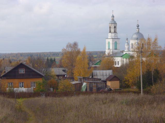 село Ножкино