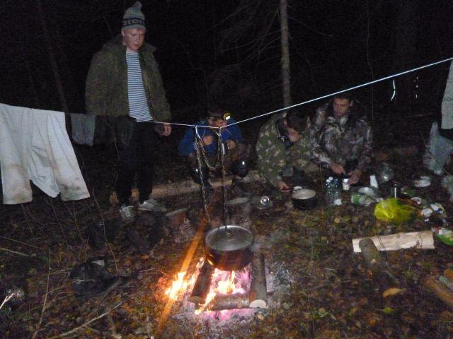 Наш 2-й лагерь