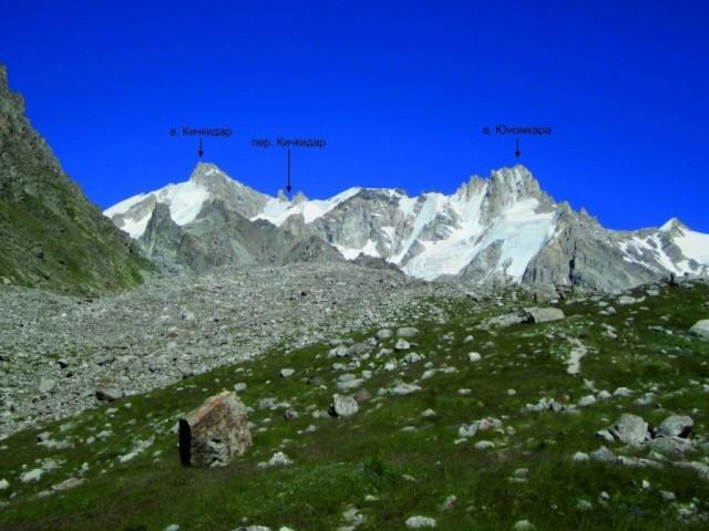 Фото 21 перевал Кичкидар из долины