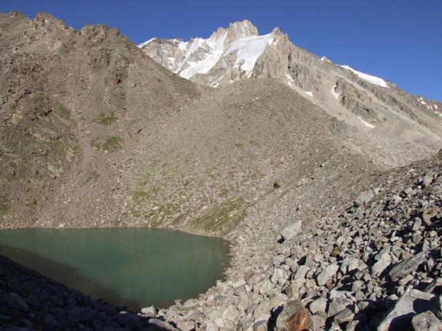 Фото 23 озеро в моренном кармане
