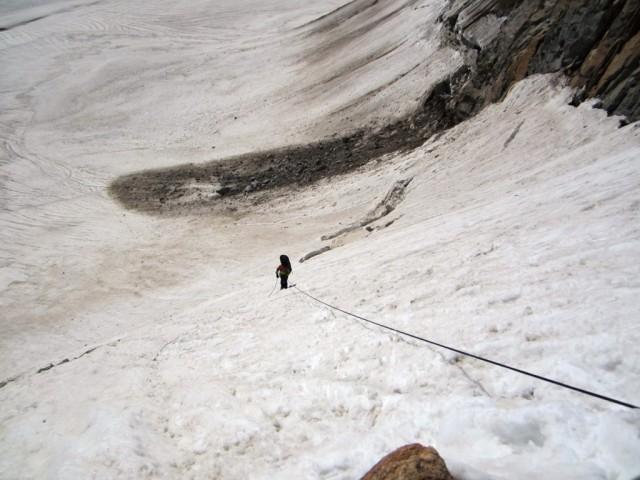 Фото 55 4-ая веревка на спуске