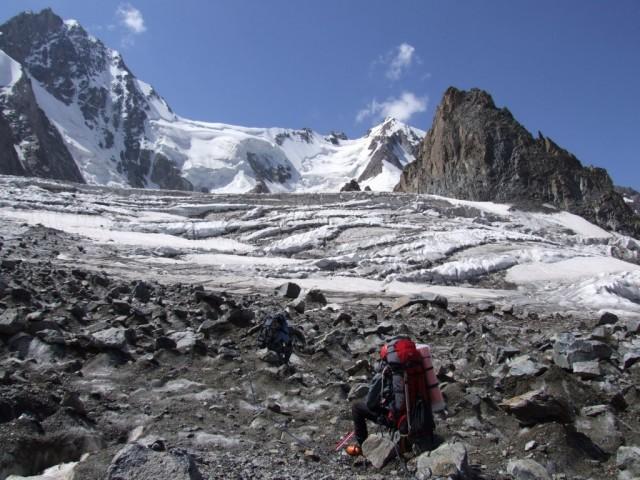 Фото 72 прохождение ледопада на лед.Шаурту