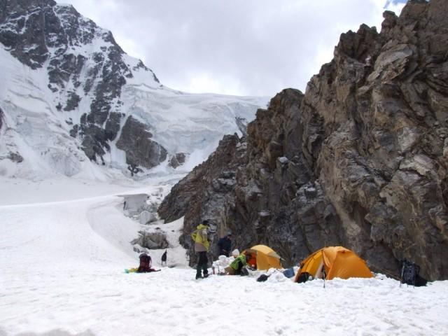 Фото 74 лагерь на лед. Шаурту