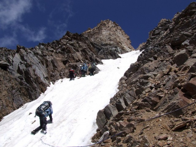 Фото 89 спуск с перевала Ортокара Вост.