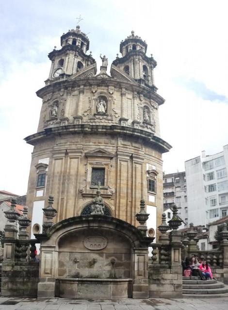 Церковь паломницы / Iglesia del peregrina