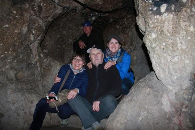 Каппадокия, подземный город Деринкую