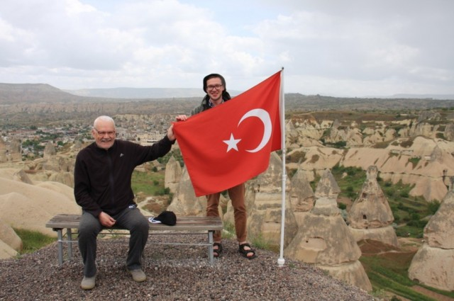 Отчет об автомобильном походе по территорий Грузии и Турции