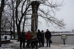Гродно, площадь перед Старым замком