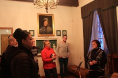 Экскурсия в музее Мицкевича