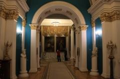 Внутри дворца Румянцевых-Паскевичей